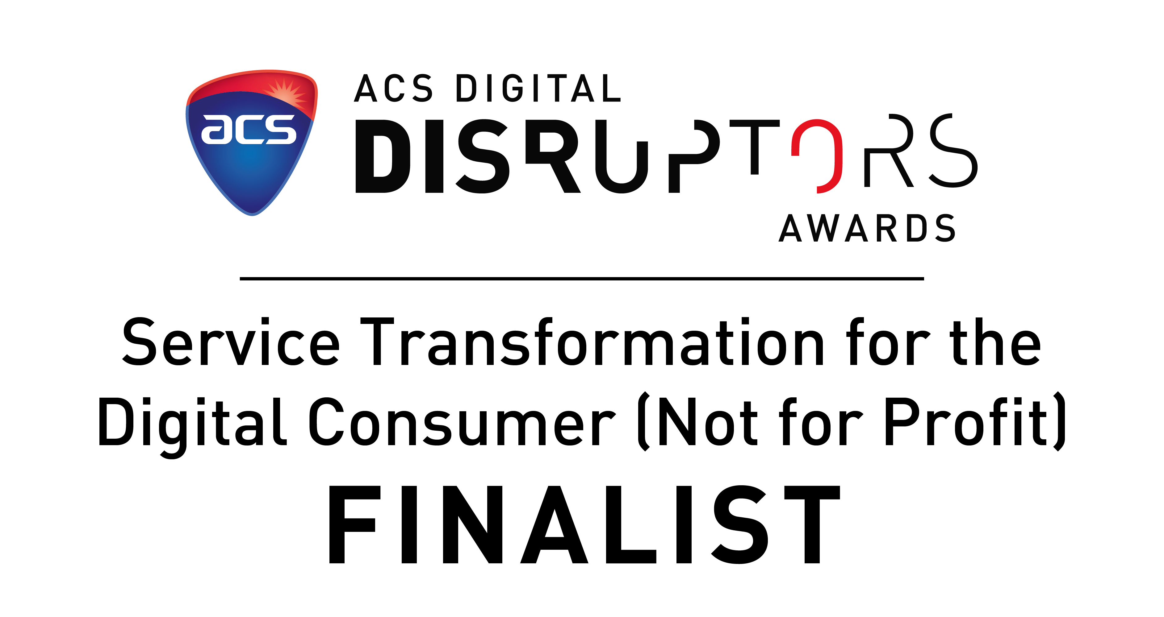 National ACS Digital Disruptors Awards Finalist in Two Categories case study